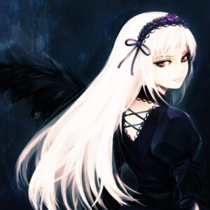 Rating: Safe Score: 103 Tags: hironox rozen_maiden suigintou User: Kunimura