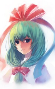 Rating: Safe Score: 10 Tags: kagiyama_hina sola7764 touhou User: Radioactive