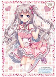 Rating: Safe Score: 26 Tags: dress mizuki_yuuma thighhighs User: Twinsenzw
