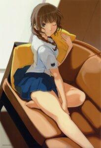 Rating: Safe Score: 60 Tags: kimikiss mizusawa_mao seifuku takayama_kisai User: Radioactive