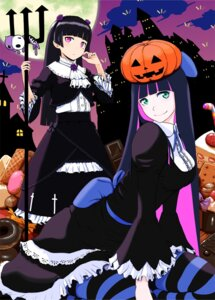 Rating: Safe Score: 77 Tags: code49 crossover gokou_ruri gothic_lolita halloween lolita_fashion ore_no_imouto_ga_konnani_kawaii_wake_ga_nai panty_&_stocking_with_garterbelt stocking User: fireattack