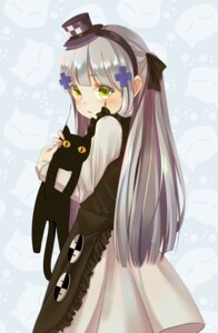 Rating: Safe Score: 20 Tags: dress girls_frontline gonzz gothic_lolita hk416_(girls_frontline) lolita_fashion neko User: yanis