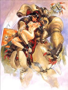 Rating: Questionable Score: 12 Tags: appleseed bodysuit mecha shirow_masamune User: Radioactive