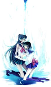 Rating: Safe Score: 3 Tags: heels jpeg_artifacts meiou_setsuna nonrain sailor_moon tomoe_hotaru User: charunetra