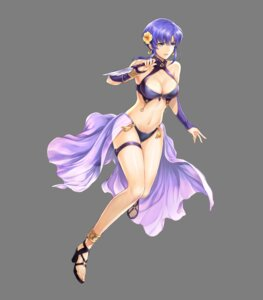 Rating: Questionable Score: 10 Tags: bikini cleavage fire_emblem fire_emblem:_rekka_no_ken fire_emblem_heroes garter heels nintendo see_through swimsuits ursula_(fire_emblem) weapon yamada_koutarou User: fly24