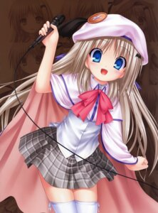 Rating: Safe Score: 15 Tags: key kud_wafter little_busters! na-ga noumi_kudryavka seifuku tagme thighhighs User: marechal