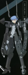 Rating: Safe Score: 5 Tags: busou_shinki mecha_musume User: Radioactive
