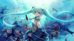 Rating: Safe Score: 11 Tags: chris hatsune_miku vocaloid User: charunetra