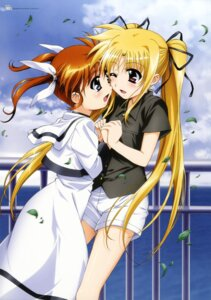 Rating: Safe Score: 29 Tags: fate_testarossa mahou_shoujo_lyrical_nanoha mahou_shoujo_lyrical_nanoha_the_movie_1st seifuku takamachi_nanoha User: Jigsy