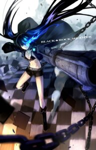 Rating: Questionable Score: 11 Tags: black_rock_shooter black_rock_shooter_(character) vocaloid won User: fireattack