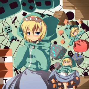 Rating: Safe Score: 20 Tags: alice_margatroid cosplay daikangun minecraft touhou User: Radioactive