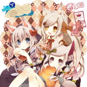 Rating: Safe Score: 15 Tags: animal_ears anju nekomimi User: fairyren