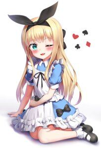 Rating: Safe Score: 46 Tags: dress mononobe_alice nedia_r nijisanji User: Mr_GT
