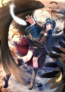 Rating: Safe Score: 53 Tags: heels lolita_fashion love_live!_sunshine!! swordsouls tsushima_yoshiko wings User: Mr_GT