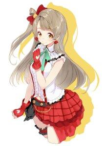 Rating: Questionable Score: 34 Tags: love_live! minami_kotori shirabi User: KazukiNanako