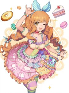 Rating: Safe Score: 19 Tags: dress monini moroboshi_kirari pantyhose the_idolm@ster the_idolm@ster_cinderella_girls User: charunetra