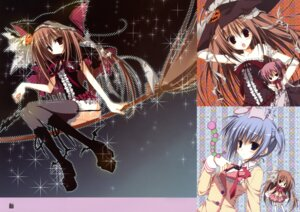 Rating: Safe Score: 36 Tags: chibi dress halloween hasegawa_isaac_izumi_mercedes_jakoko heels inugami_kira seifuku stockings supreme_candy thighhighs tsuyuki_yuuri witch User: mmqmxsg
