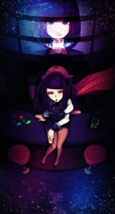 Rating: Safe Score: 18 Tags: kiririn51 pantyhose smoking va-11_hall-a valhalla User: blooregardo