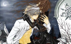 Rating: Safe Score: 8 Tags: cross_yuuki kiryuu_zero signed vampire_knight wallpaper User: charunetra