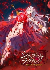 Rating: Questionable Score: 18 Tags: bikini_armor light misaki_kujou silverio_ragnarok sword tagme User: moonian