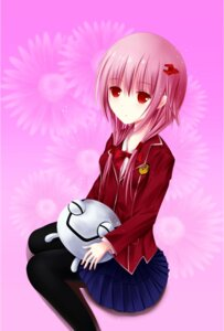 Rating: Safe Score: 20 Tags: guilty_crown pantyhose seifuku y453438489 yuzuriha_inori User: ddns001