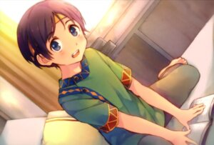 Rating: Safe Score: 10 Tags: bebel male ousaka_nozomi suisei_no_gargantia User: drop