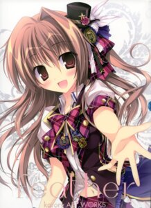 Rating: Safe Score: 111 Tags: aomi_maika karory User: batinthebelfry