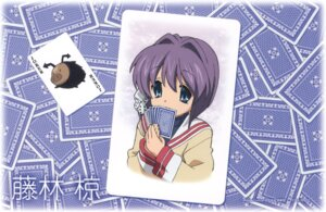 Rating: Safe Score: 4 Tags: clannad fujibayashi_ryou seifuku User: admin2