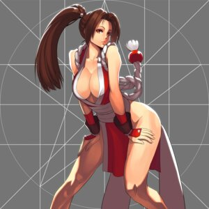 Rating: Questionable Score: 58 Tags: cleavage king_of_fighters ogami shiranui_mai User: cochoman