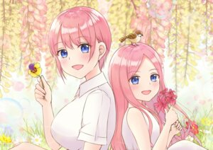 Rating: Safe Score: 13 Tags: 5-toubun_no_hanayome dress_shirt nakano_ichika user_ugvg3734 User: yanis