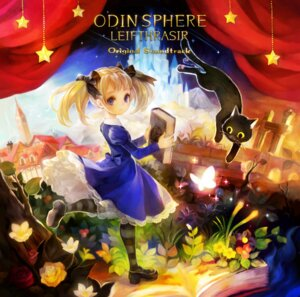 Rating: Safe Score: 27 Tags: alice_(odin_sphere) disc_cover dress heels neko odin_sphere User: blooregardo