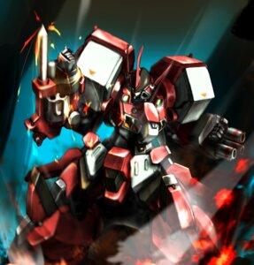 Rating: Safe Score: 15 Tags: alteisen mecha robo_misucha super_robot_wars super_robot_wars_og User: buggy007
