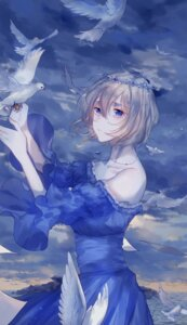 Rating: Safe Score: 14 Tags: alice_margatroid dress meng_ziya touhou User: charunetra