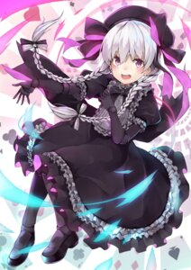 Rating: Safe Score: 43 Tags: dress fate/extra fate/grand_order fate/stay_night gothic_lolita lolita_fashion nursery_rhyme_(fate/extra) wachiroku_(masakiegawa86) User: Mr_GT