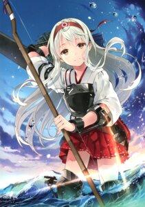 Rating: Safe Score: 22 Tags: armor hanekoto kantai_collection miko shoukaku_(kancolle) weapon wet User: Radioactive