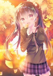 Rating: Safe Score: 22 Tags: narumi_yuu sweater thighhighs User: edogawaconan