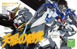 Rating: Safe Score: 4 Tags: gundam gundam_00 mecha nishii_masanori User: Radioactive