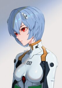 Rating: Safe Score: 18 Tags: ayanami_rei bodysuit drid neon_genesis_evangelion User: charunetra