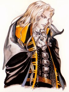 Rating: Safe Score: 24 Tags: alucard castlevania castlevania:_symphony_of_the_night kojima_ayami konami male User: keri-sama