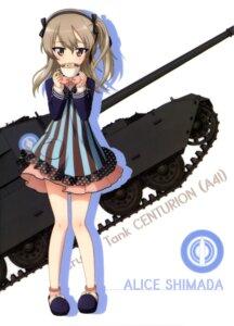 Rating: Safe Score: 14 Tags: dress girls_und_panzer shimada_arisu tagme User: drop