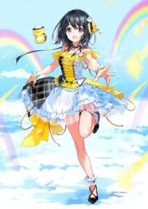 Rating: Safe Score: 59 Tags: garter see_through skirt_lift tagme tiv User: saemonnokami