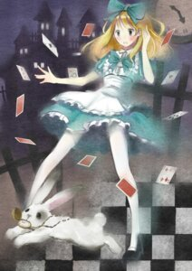 Rating: Safe Score: 19 Tags: alice alice_in_wonderland maigo pantyhose User: aihost