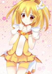 Rating: Safe Score: 13 Tags: bike_shorts kise_yayoi koyune_izumi pretty_cure smile_precure! User: 椎名深夏