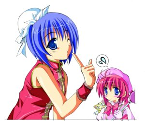 Rating: Safe Score: 6 Tags: comic_party haga_reiko inui_sekihiko takase_mizuki User: Radioactive