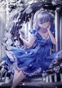 Rating: Safe Score: 71 Tags: anastasia_(fate/grand_order) cleavage dress fate/grand_order junpaku_karen User: BattlequeenYume