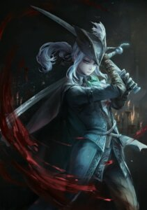 Rating: Safe Score: 58 Tags: blood bloodborne jlien- lady_maria_of_the_astral_clocktower sword User: Mr_GT