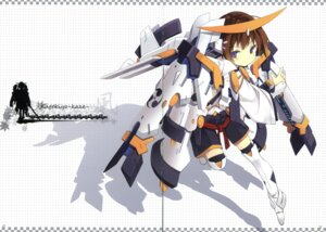 Rating: Safe Score: 17 Tags: asahiage crease fixme mecha_musume poco virtual_on User: fireattack