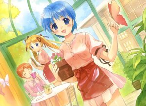 Rating: Safe Score: 8 Tags: august nishina_kyouko shibugaki_matsuri tachibana_chihiro takeda_mika tsuki_wa_higashi_ni_hi_wa_nishi_ni waitress User: crim