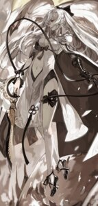 Rating: Safe Score: 74 Tags: cleavage drakengard_3 monster saberiii sword zero_(drakengard) User: KazukiNanako