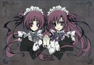 Rating: Safe Score: 18 Tags: 13 amene inugami_kira maid mitsuki_(13) necotoxin User: WtfCakes